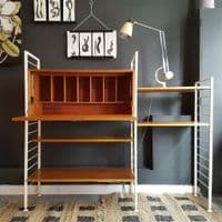 Two-Bay Ladderax Shelving System